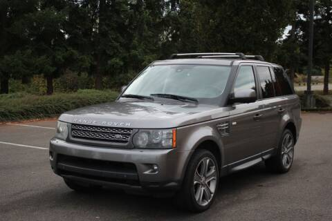 2011 Land Rover Range Rover Sport for sale at Top Gear Motors in Lynnwood WA