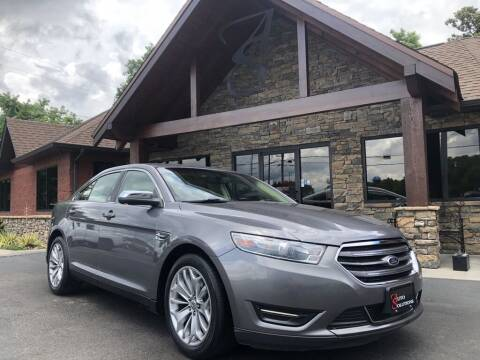 2013 Ford Taurus for sale at Auto Solutions in Maryville TN