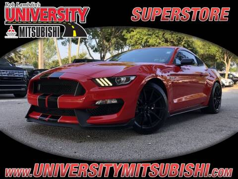 2017 Ford Mustang for sale at FLORIDA DIESEL CENTER in Davie FL