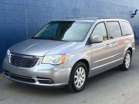 2016 Chrysler Town and Country for sale at Omega Motors in Waterford MI