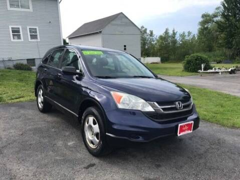 2010 Honda CR-V for sale at FUSION AUTO SALES in Spencerport NY