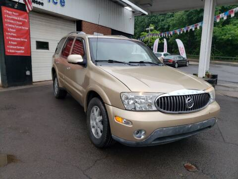 2007 Buick Rainier for sale at Apple Auto Sales Inc in Camillus NY