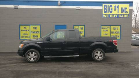 2010 Ford F-150 for sale at BIG #1 INC in Brownstown MI