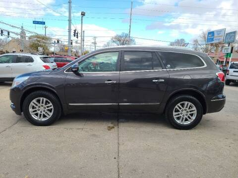 2014 Buick Enclave for sale at Bob Boruff Auto Sales in Kokomo IN