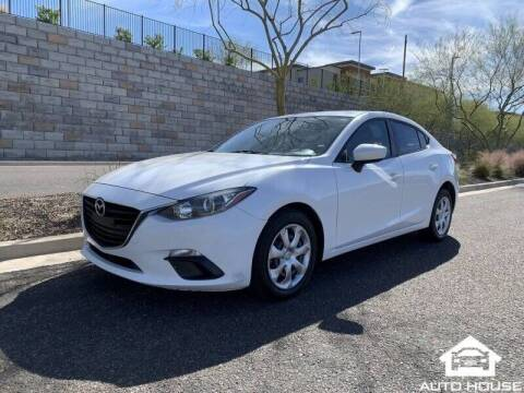 2016 Mazda MAZDA3 for sale at MyAutoJack.com @ Auto House in Tempe AZ