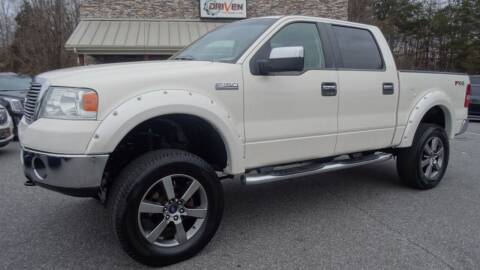 2008 Ford F-150 for sale at Driven Pre-Owned in Lenoir NC