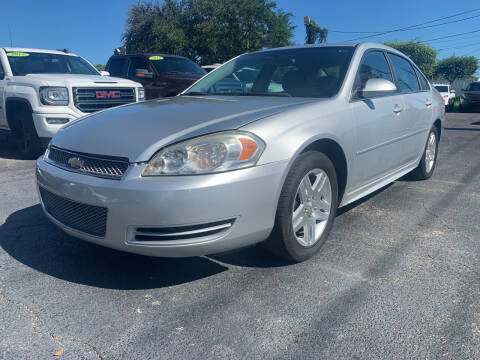 2012 Chevrolet Impala for sale at Bargain Auto Sales in West Palm Beach FL