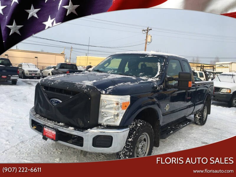 2011 Ford F-250 Super Duty for sale at FLORIS AUTO SALES in Anchorage AK
