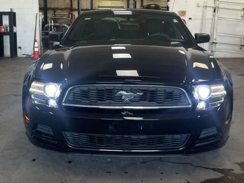 2014 Ford Mustang for sale at Ricky Auto Sales in Houston TX