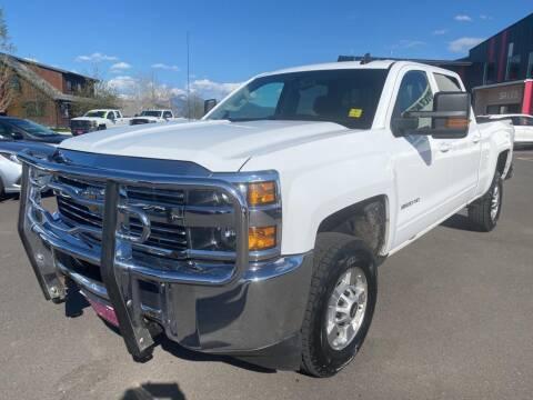 2015 Chevrolet Silverado 2500HD for sale at Snyder Motors Inc in Bozeman MT