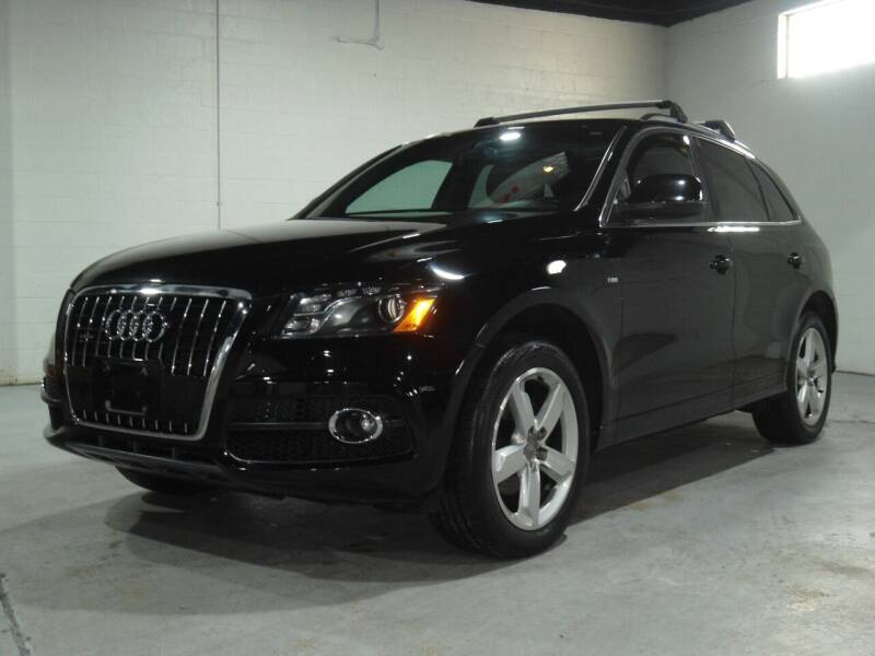 2011 Audi Q5 for sale at Ohio Motor Cars in Parma OH