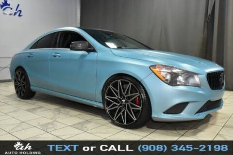 2016 Mercedes-Benz CLA for sale at AUTO HOLDING in Hillside NJ