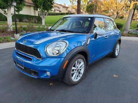 2012 MINI Cooper Countryman for sale at E MOTORCARS in Fullerton CA