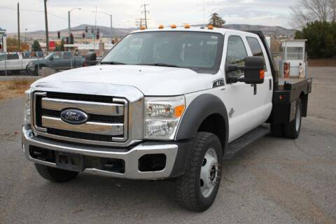 2013 Ford F-550 Super Duty for sale at Motor City Idaho in Pocatello ID