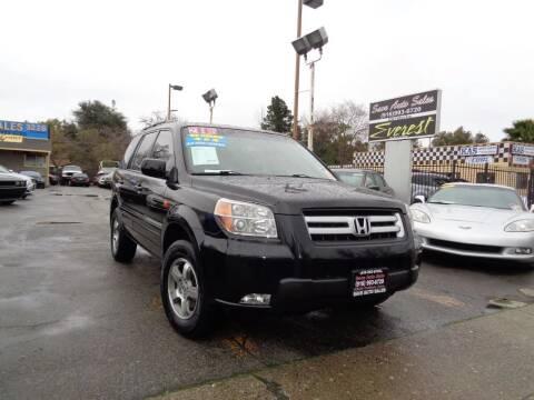2006 Honda Pilot for sale at Save Auto Sales in Sacramento CA