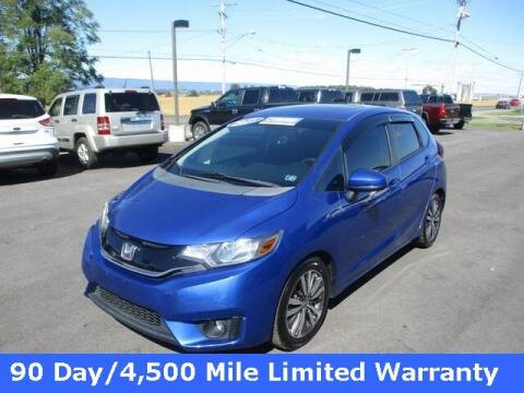 2015 Honda Fit for sale at FINAL DRIVE AUTO SALES INC in Shippensburg PA