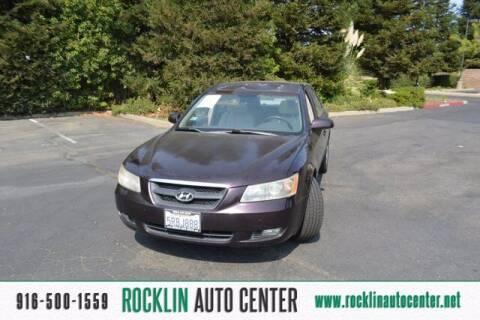 2006 Hyundai Sonata for sale at Rocklin Auto Center in Rocklin CA