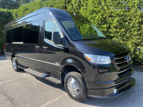 2019 Mercedes-Benz Sprinter Crew for sale at Limitless Garage Inc. in Rockville MD