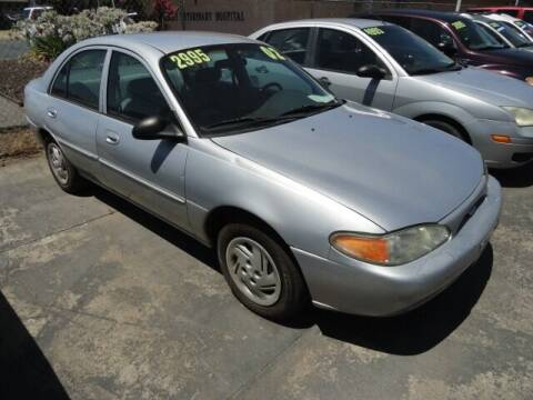 2002 Ford Escort for sale at Gridley Auto Wholesale in Gridley CA