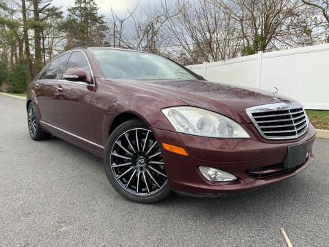 2007 Mercedes-Benz S-Class for sale at 303 Cars in Newfield NJ