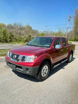 2013 Nissan Frontier for sale at Dependable Motors in Lenoir City TN