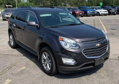 2016 Chevrolet Equinox for sale at Downeast Auto Inc in Waterboro ME