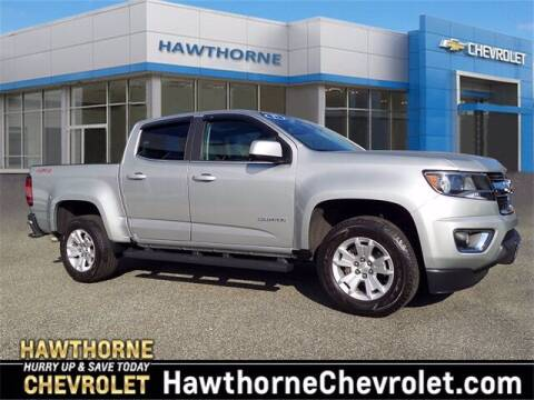 2017 Chevrolet Colorado for sale at Hawthorne Chevrolet in Hawthorne NJ