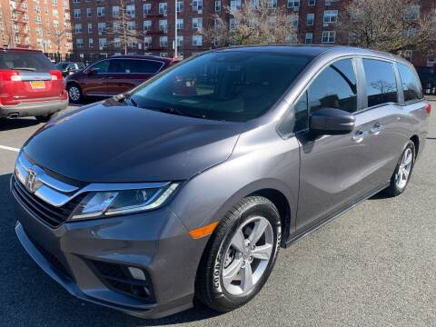 2019 Honda Odyssey for sale at HI CLASS AUTO SALES in Staten Island NY