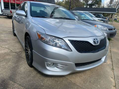 2011 Toyota Camry for sale at C & P Autos, Inc. in Ruston LA