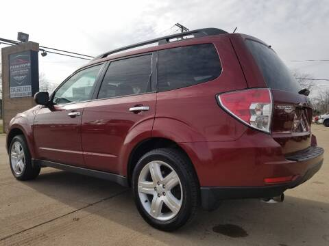 2009 Subaru Forester for sale at CarNation Auto Group in Alliance OH