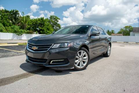 2019 Chevrolet Impala for sale at Guru Auto Sales in Miramar FL