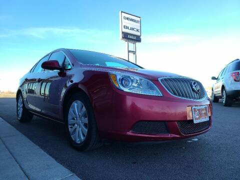 2016 Buick Verano for sale at Tommy's Car Lot in Chadron NE