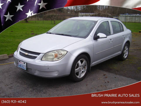 2010 Chevrolet Cobalt for sale at Brush Prairie Auto Sales in Battle Ground WA