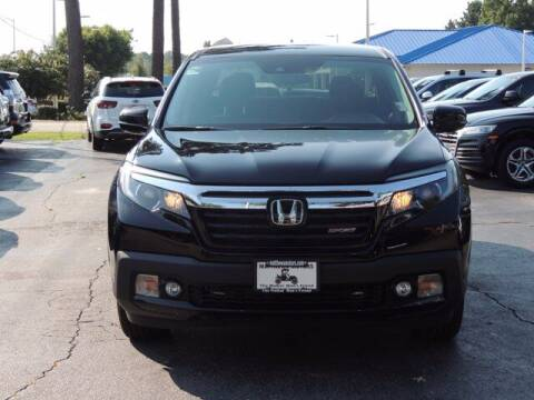 2020 Honda Ridgeline for sale at Auto Finance of Raleigh in Raleigh NC