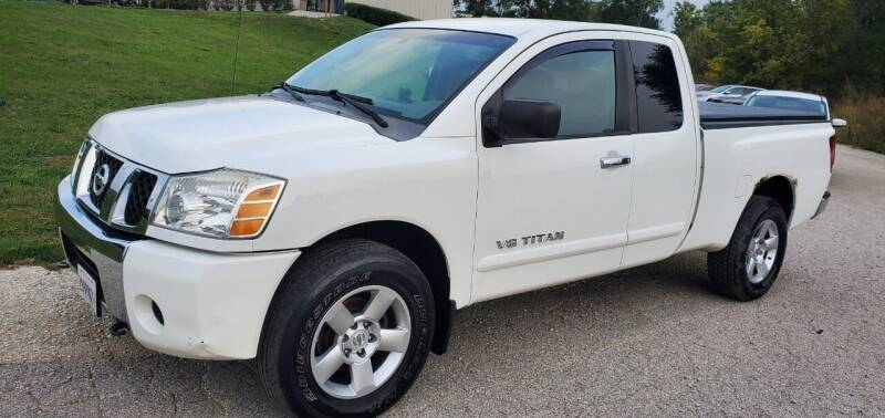 2006 Nissan Titan for sale at Luxury Cars Xchange in Lockport IL