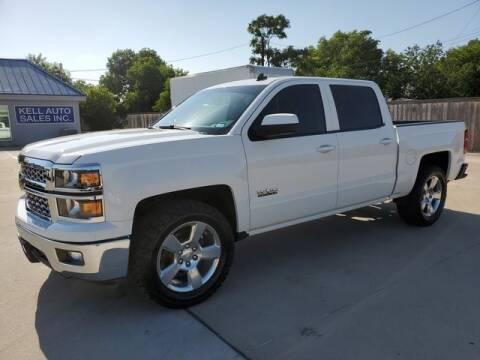 2014 Chevrolet Silverado 1500 for sale at Kell Auto Sales, Inc - Grace Street in Wichita Falls TX