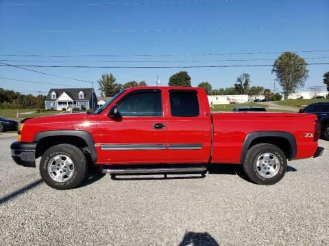 2003 Chevrolet Silverado 1500 for sale at 220 Auto Sales in Rocky Mount VA