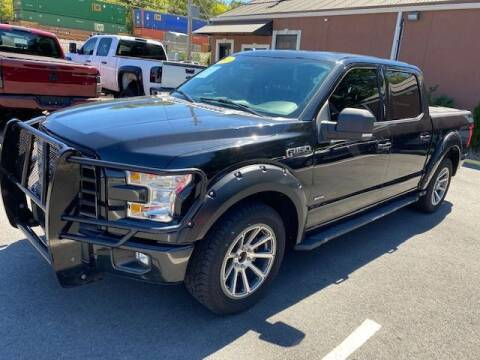 2015 Ford F-150 for sale at Adams Auto Group Inc. in Charlotte NC