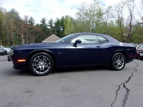 2017 Dodge Challenger for sale at Mark's Discount Truck & Auto Sales in Londonderry NH