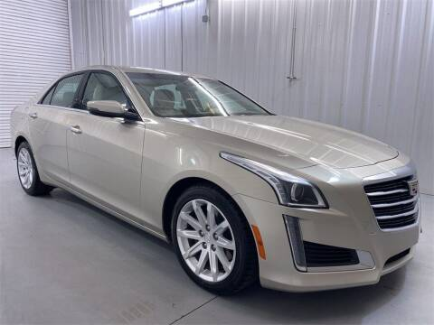2015 Cadillac CTS for sale at JOE BULLARD USED CARS in Mobile AL