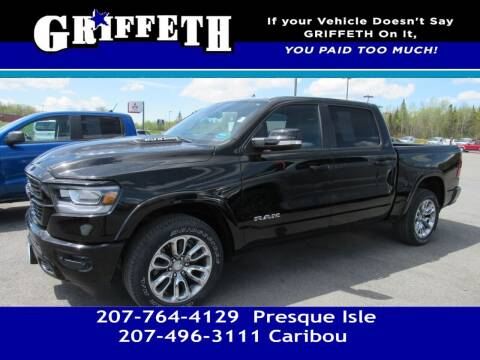 2019 RAM Ram Pickup 1500 for sale at Griffeth Mitsubishi - Pre-owned in Caribou ME