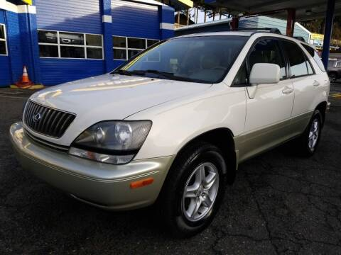 2000 Lexus RX 300 for sale at Shoreline Family Auto Care And Sales in Shoreline WA