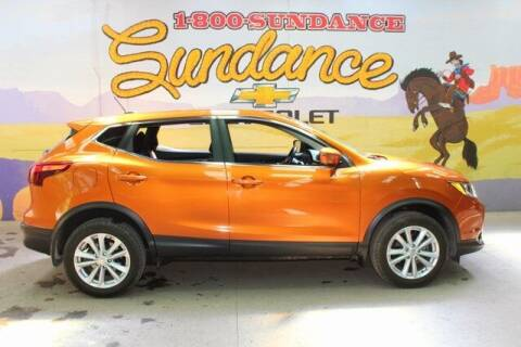 2017 Nissan Rogue Sport for sale at Sundance Chevrolet in Grand Ledge MI
