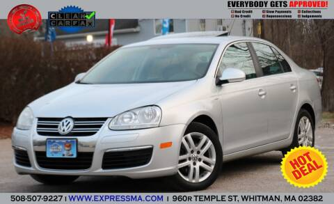 2007 Volkswagen Jetta for sale at Auto Sales Express in Whitman MA