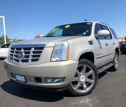 2007 Cadillac Escalade for sale at LUGO AUTO GROUP in Sacramento CA