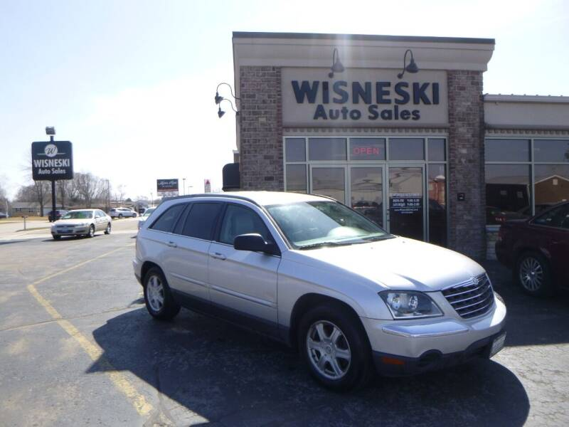 2006 Chrysler Pacifica for sale at Wisneski Auto Sales, Inc. in Green Bay WI