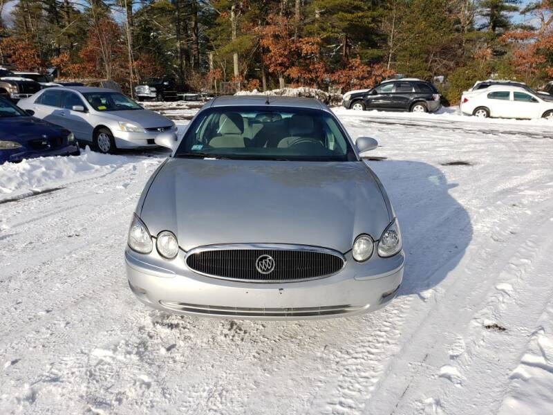 2005 Buick LaCrosse for sale at 1st Priority Autos in Middleborough MA