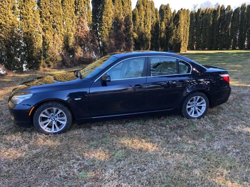 2009 BMW 5 Series for sale at MECHANICSBURG SPORT CAR CENTER in Mechanicsburg PA