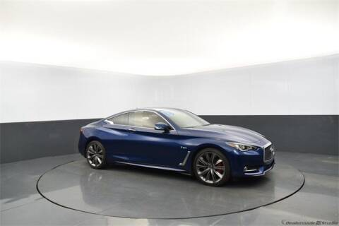 2018 Infiniti Q60 for sale at Tim Short Auto Mall in Corbin KY