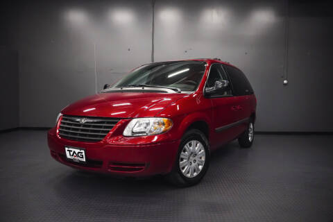 2005 Chrysler Town and Country for sale at TOPLINE AUTO GROUP in Kent WA